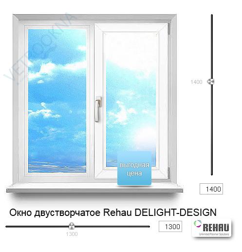Двустворчатые окна своими руками
